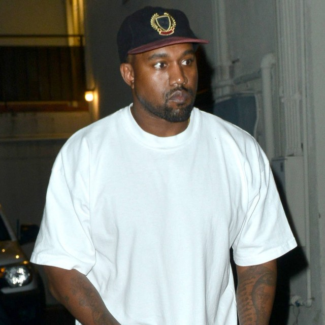 Kanye West Splits with Manager Izzy Zivkovic