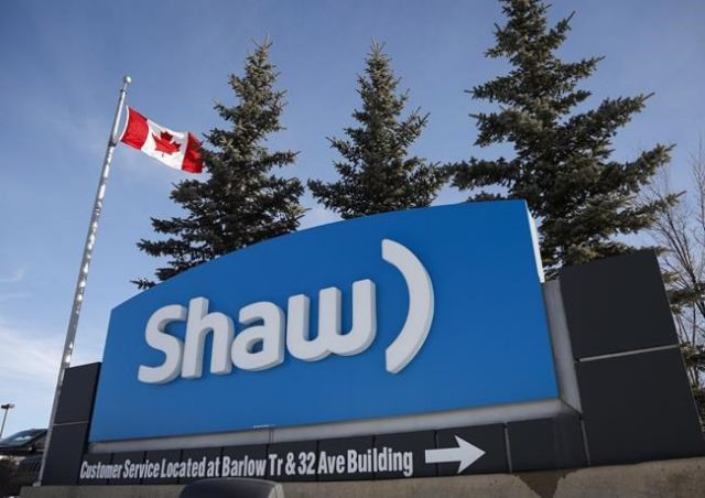 Canada's Shaw Communications posts loss on restructuring charges