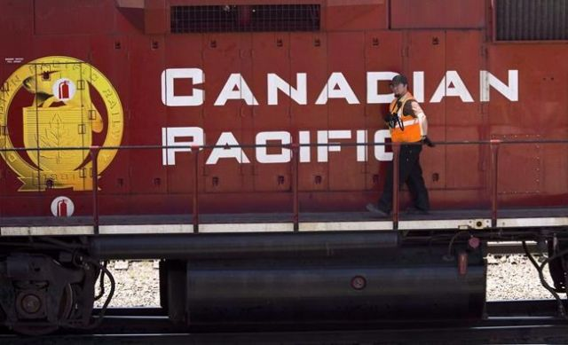 Unions put Canadian Pacific on notice, say workers to strike