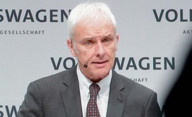 Volkswagen names new chief executive in boardroom revamp