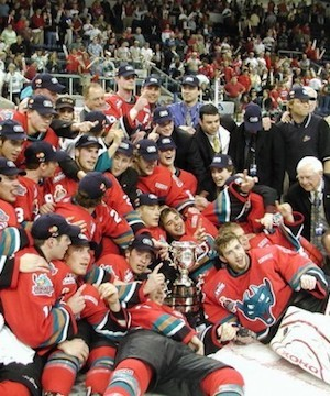 Kelowna Rockets announce bid to host 2020 Memorial Cup.