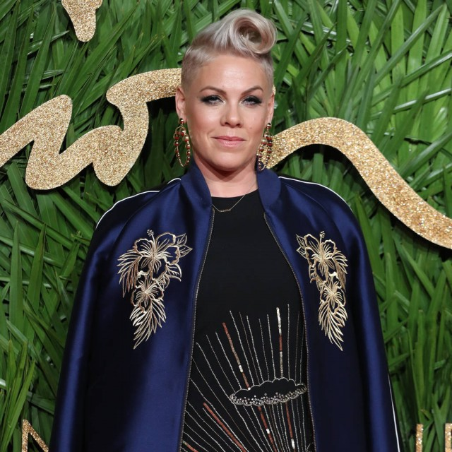 Pink Gets Named Most Beautiful Woman of 2018