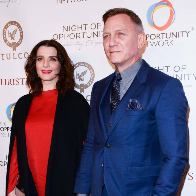 Rachel Weisz Pregnant 48 First Child Daniel Craig