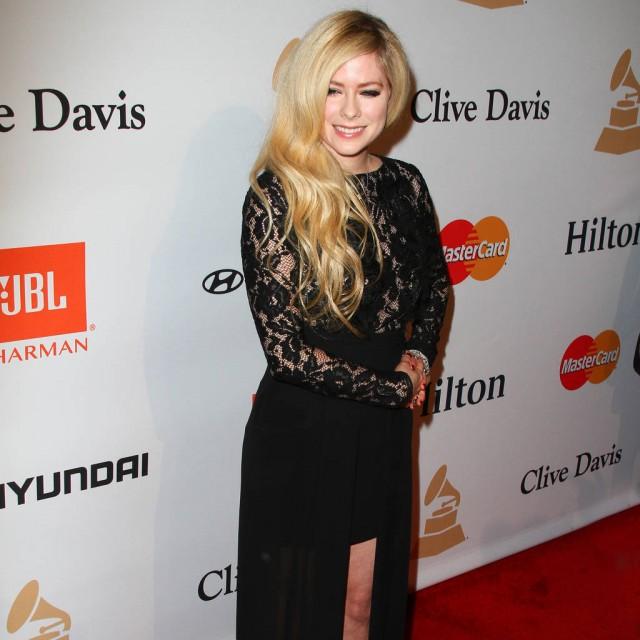 Avril Lavigne Teases New Album Will Be More Emotional