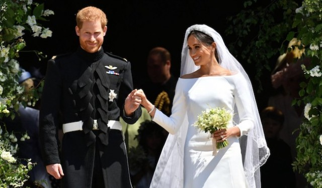 Yours to own, this magnificent souvenir of the Royal Wedding : Features 2018