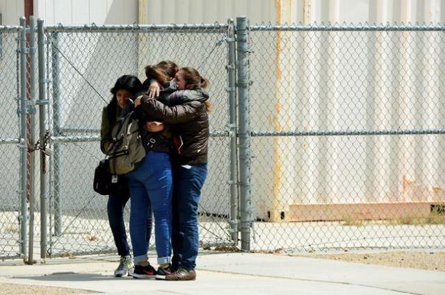 USA school shooting injures one; 14-year-old gunman in custody