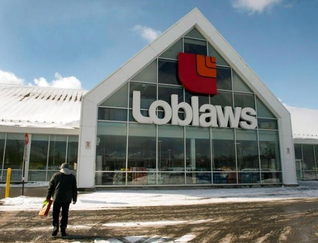 Loblaw expanding online grocery business