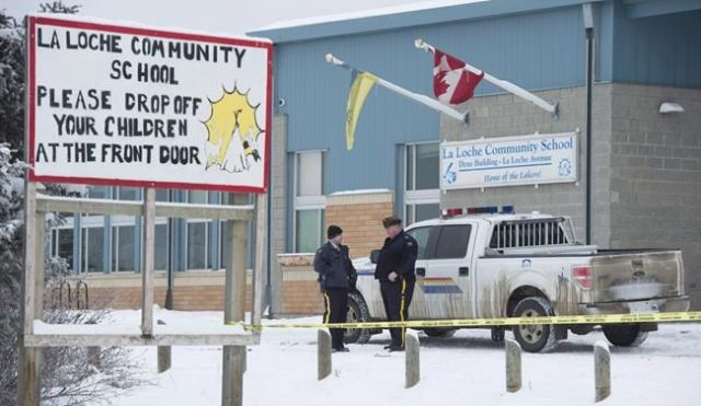 Saskatchewan school shooter gets life in prison