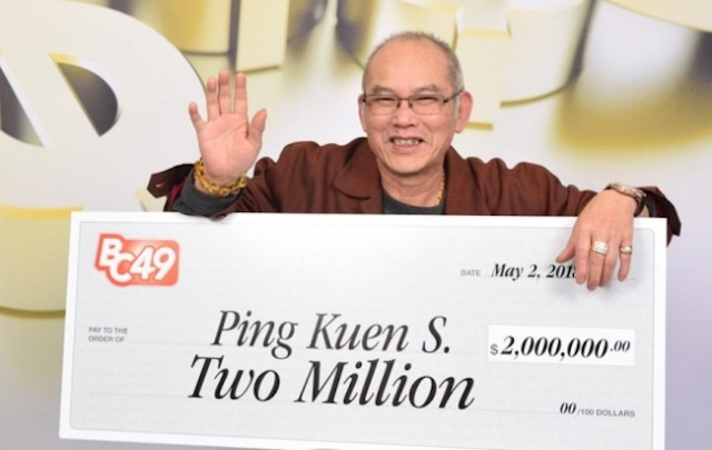 Canadian man celebrates birthday, retirement and wins lottery on the same day