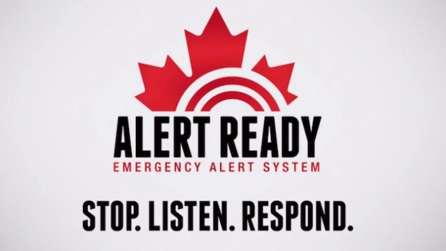 NEW Country-Wide Test of Alert-Ready Cell System This Afternoon
