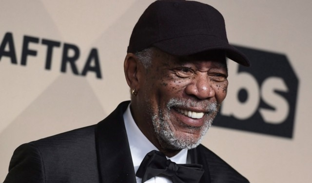 Morgan Freeman's questionable behavior surfaces in old interviews