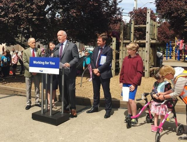$5M for new playgrounds