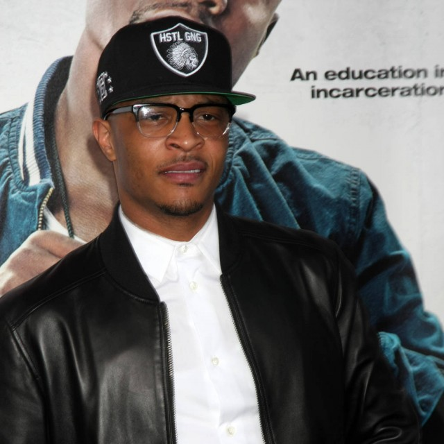 Rapper TI says guard was asleep on the job, sparking argument that got him arrested