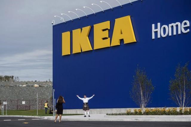 IKEA phases out plastic