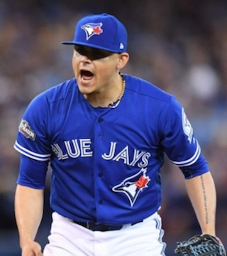 Roberto Osuna unlikely to play for Jays this season due to assault charges.