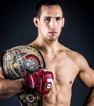 Local mixed martial arts champion Rory MacDonald will be looking to make history in September.