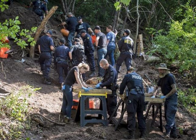 Human remains found 'almost every day' behind property linked to Bruce McArthur
