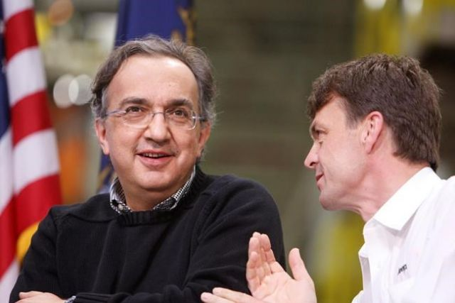 New Fiat Chrysler boss set to stay on course in…