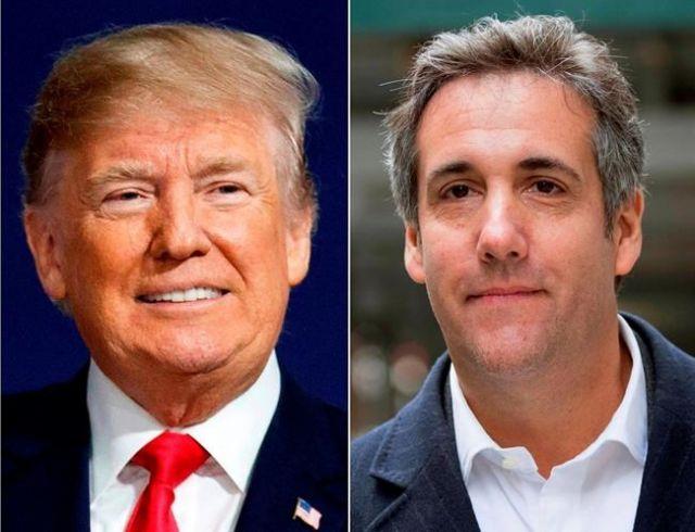 Donald Trump Hints That Cohen's Secret Tape Was Doctored