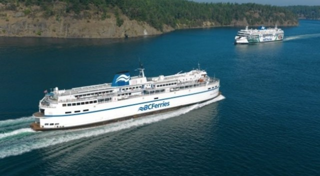 Queen of New Westminster will resume sailings at 10 a.m. Monday