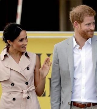 A fondness for Canadian fashion apparently hasn't waned for Meghan, the Duchess of Sussex.
