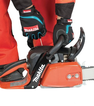 The recall involves Makita and Dolmar brand chainsaws in the 64, 73 and 79 cc classes.