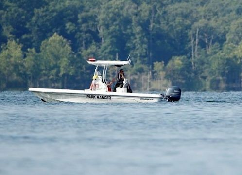 Workers were still searching for four people on the boat that were unaccounted for.