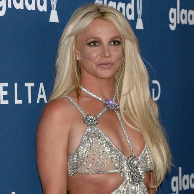 Britney Spears has a new fragrance in the works