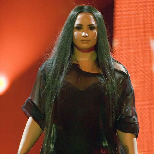 Demi Lovato Receives Outpouring of Support from Hollywood Following Reported Heroin Overdose