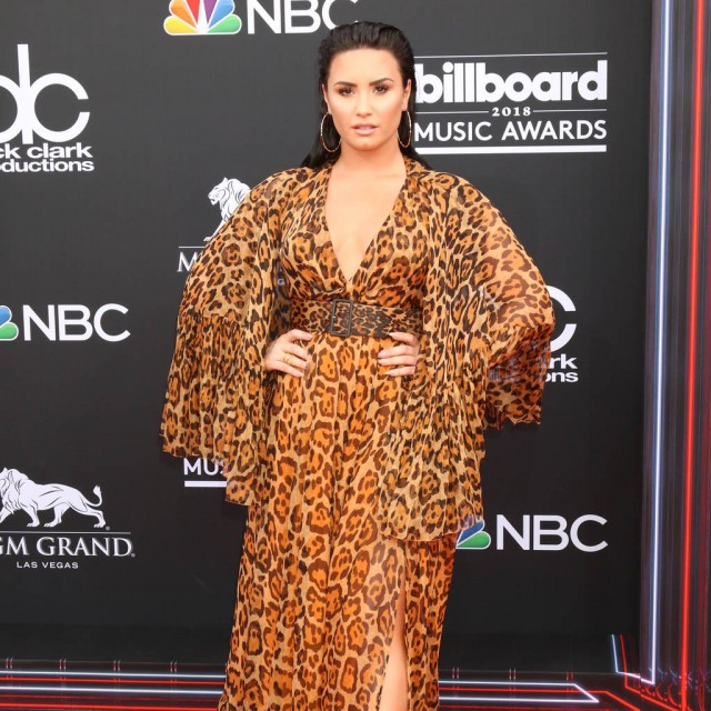 Demi Lovato Reportedly Hospitalized For An Overdose