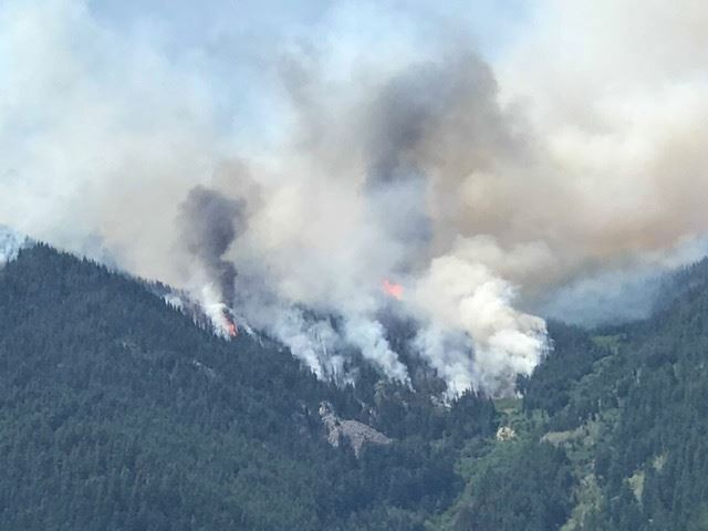 B.C. government declares a state of emergency in wildfire response