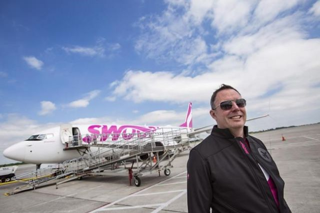 Swoop announces flights to United States from Hamilton airport