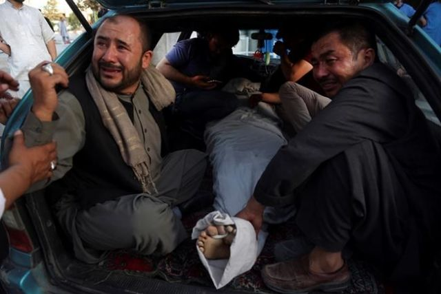 Taliban attack on checkpoint in northern Baghlan province kills 44