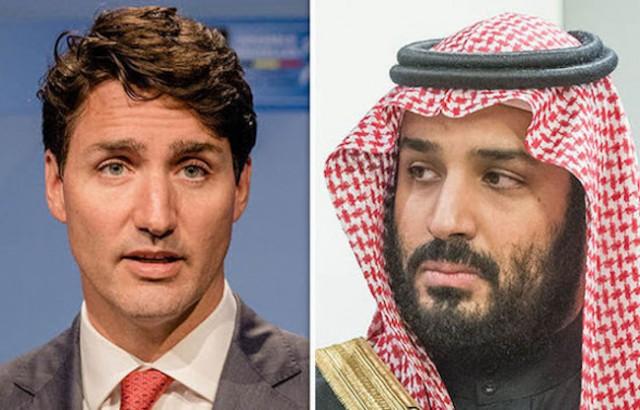 Saudi Arabia stops medical treatment programmes in Canada