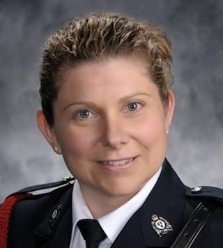 Const. Sara Burns was passionate about mental health and helping her community.