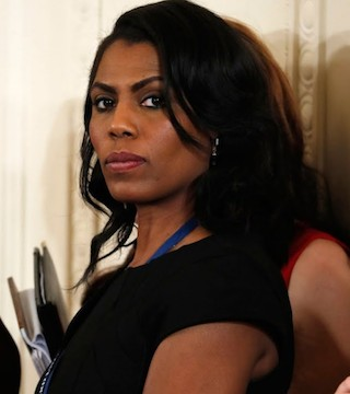 Few in the black community defend Omarosa after she wrote a book entitled