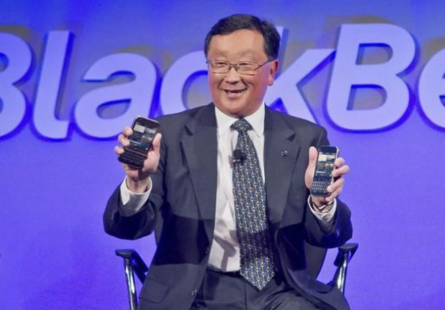 How BlackBerry Offered Up a Big Q2 Beat