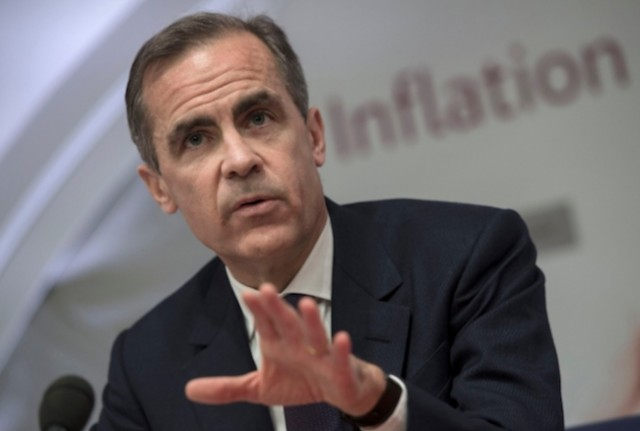 House prices could plummet due to no-deal Brexit, says Carney