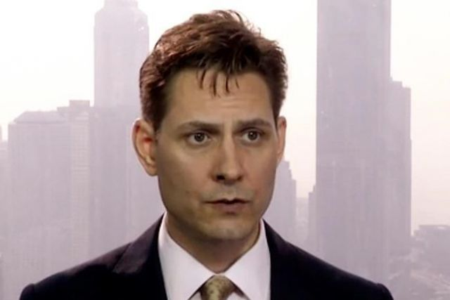 Michael Kovrig, Detained Canadian Ex-Diplomat, Does Not Have Immunity: China