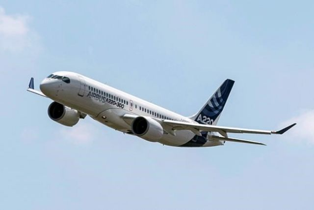 WestJet co-founder's new airline buying 60 Airbus A220-300 planes