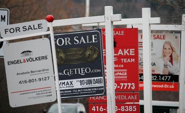 GTA home sales drop