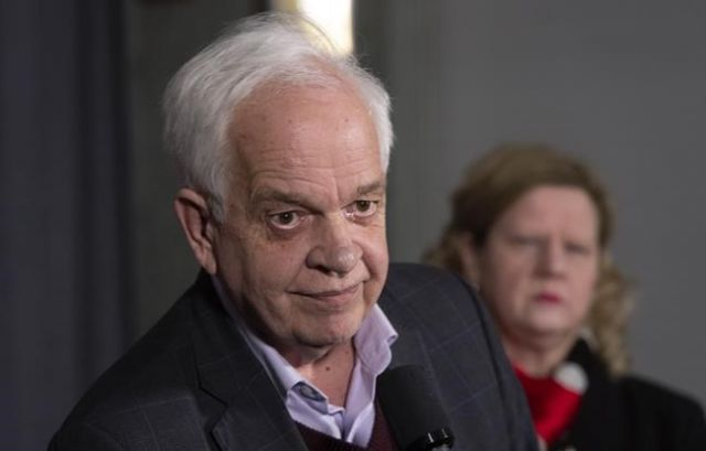 Trudeau fires John McCallum as ambassador to China