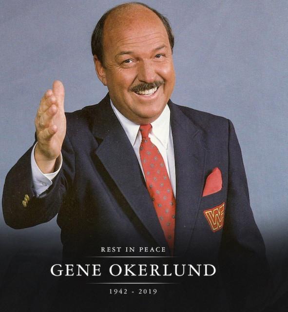 WWE Hall of Famer 'Mean' Gene Okerlund dies at 76