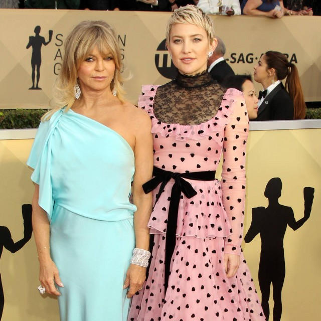 Kate Hudson Reveals the Biggest Lesson Goldie Hawn Taught Her