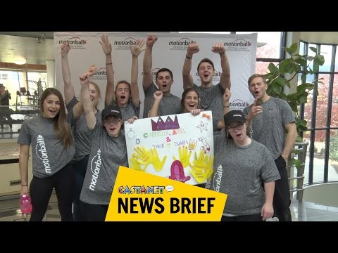 UBCO students team up with Special Olympians for a day of sport (Kelowna)