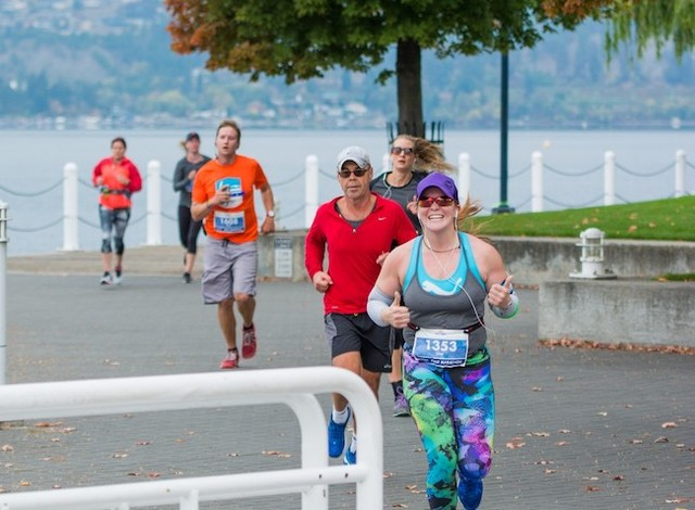 Results are in from the Oct. 20 SunRype Okanagan Marathon - Kelowna News