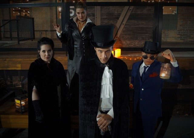 The Dracula - The Blood Truth new play in town from Oct. 23-27 - Kelowna News