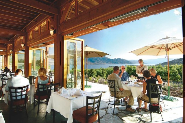 Quails' Gate Winery restaurant voted good place to take date - West Kelowna News