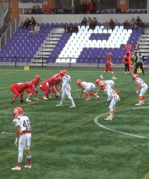 Rain washes out hopes of finishing above 500 for Okanagan Sun.