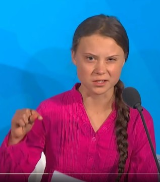 Climate change activist Greta Thunberg will visit Vancouver